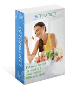 het dna dieet test kit