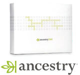 ancestry dna kit thuis