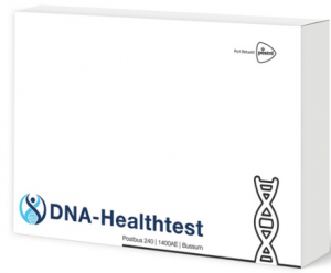 dna health test verpakking